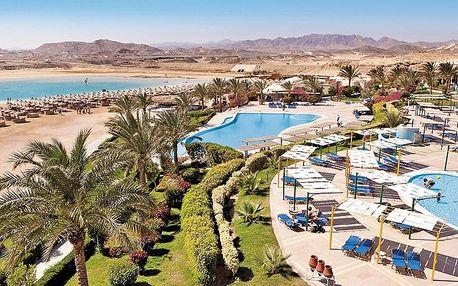 Egypt - Hurghada letecky na 3-15 dnů, strava dle programu