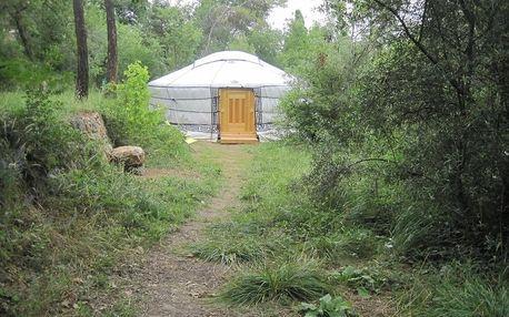 Jihovýchodní Francie: Le Mas Nomade