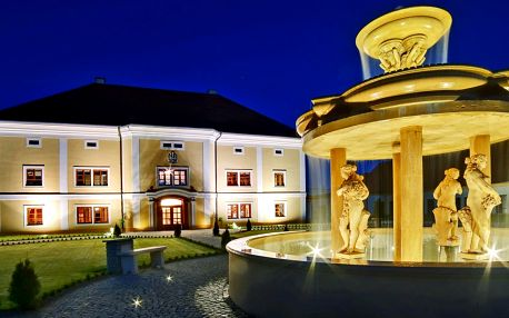 Relax na Plzeňsku: strava, wellness i golf
