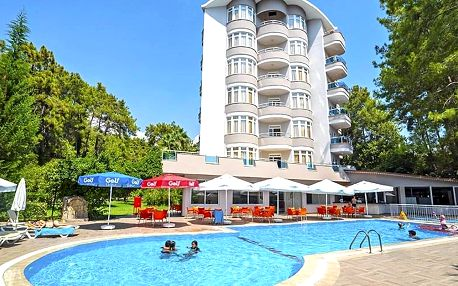 Turecko - Alanya letecky na 4-15 dnů, ultra all inclusive