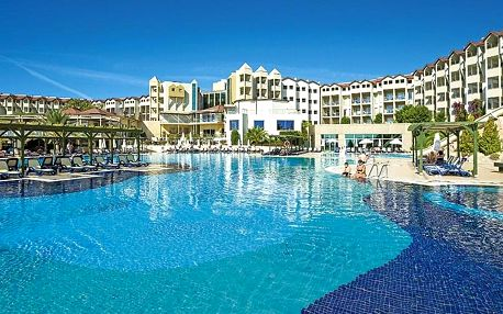 Turecko - Side - Manavgat letecky na 4-15 dnů, ultra all inclusive