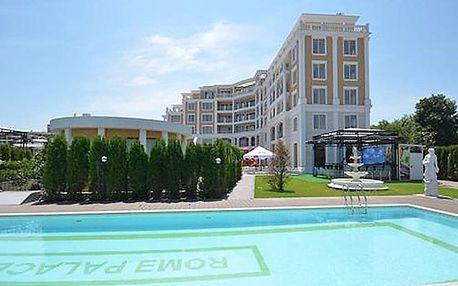 Bulharsko - Slunečné pobřeží letecky na 5-15 dnů, all inclusive