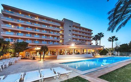 Španělsko - Mallorca letecky na 8-16 dnů, snídaně v ceně