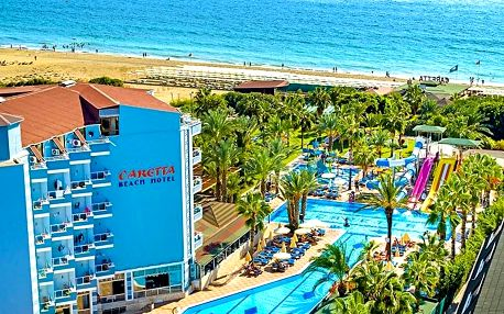 Turecko - Alanya letecky na 4-15 dnů, all inclusive
