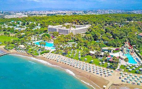 Turecko - Side - Manavgat letecky na 4-15 dnů, ultra all inclusive