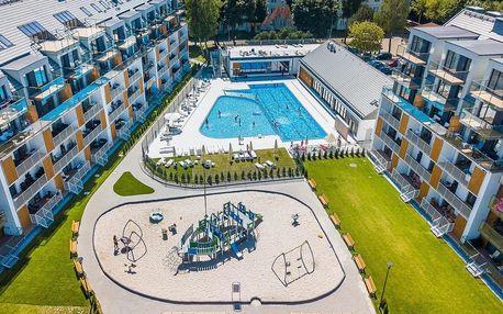 Polsko, Kołobrzeg: Waterline Apartamenty
