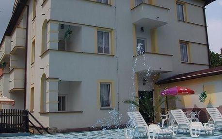 České středohoří: Hotel Bellevue