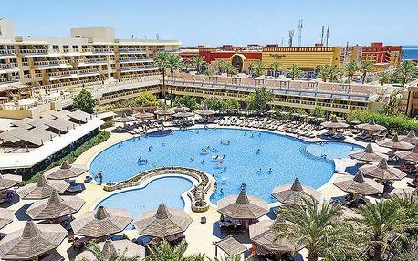 Egypt - Hurghada letecky na 3-15 dnů, all inclusive