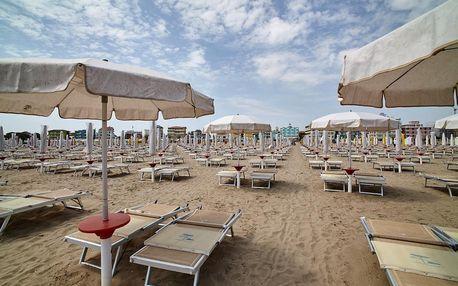 Itálie, Caorle: Hotel Sanremo