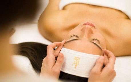 Luxusní kompletní kosmetické ošetření vč. péče o ruce