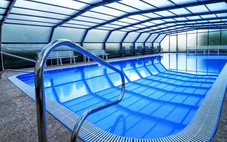 Rakouské Alpy u vodopádu: Hotel Margarethenbad **** se saunami i vířivkou neomezeně + polopenze