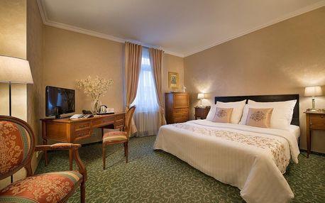 Praha a okolí: Hotel Angelis