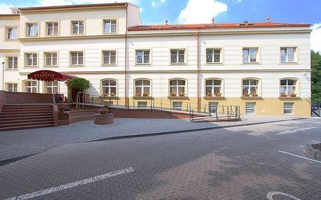 Praha a okolí: Hotel Ostrůvek