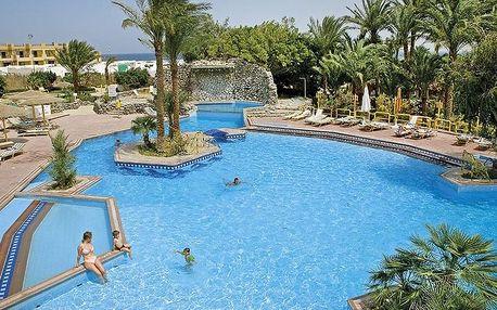 Egypt - Soma Bay letecky na 3-15 dnů, all inclusive