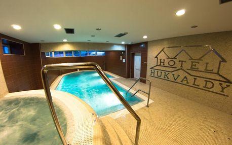 Beskydy - Valašsko: Hotel Hukvaldy