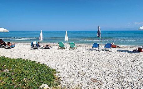 Řecko - Korfu letecky na 5-15 dnů, polopenze