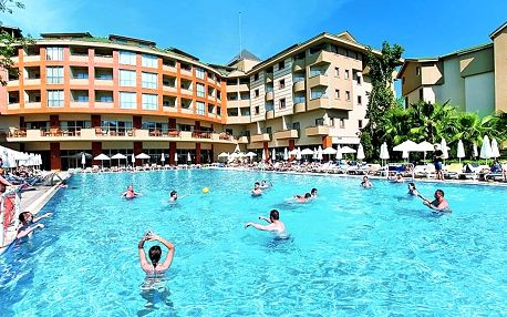 Turecko - Side - Manavgat letecky na 4-15 dnů, all inclusive