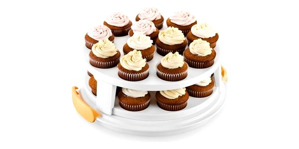 Tescoma Delícia podnos na muffiny s poklopem2