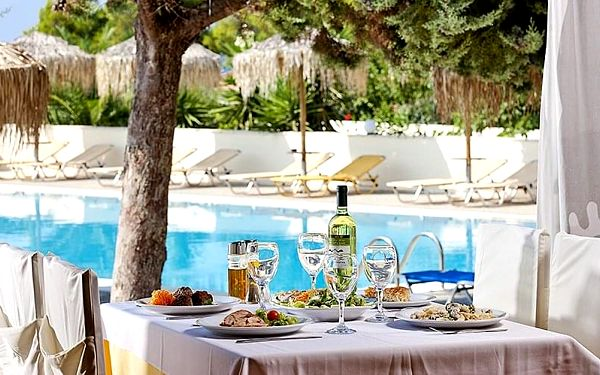 Hotel Ionian Sea & Villas Aqua Park, Kefalonie, letecky, all inclusive2