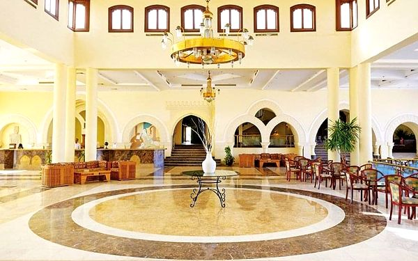 Hotel Pensee Royal Garden, Marsa Alam, letecky, all inclusive5