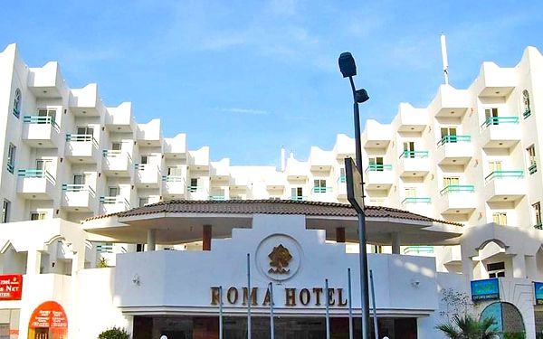 Hotel Roma Host Way Resort & Aqua Park, Hurghada, letecky, all inclusive2