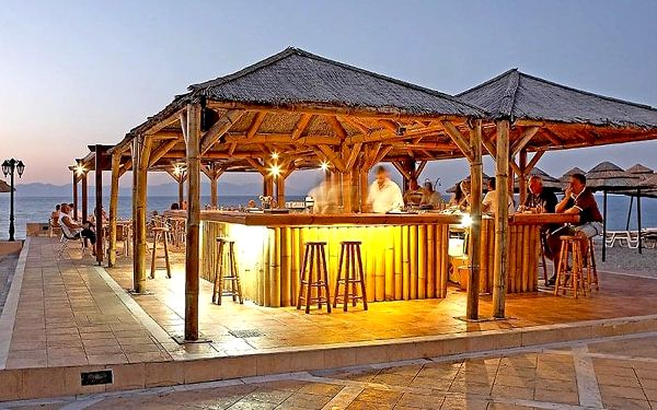 Hotel Avra Beach Resort Hotel & Bungalows, Rhodos, letecky, all inclusive2