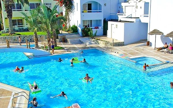 Hotel Avra Beach Resort Hotel & Bungalows, Rhodos, letecky, all inclusive4