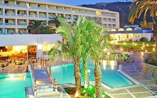 Hotel Avra Beach Resort Hotel & Bungalows, Rhodos, letecky, all inclusive5
