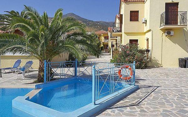 Aparthotel Stella Apartments, Samos, letecky, bez stravy5