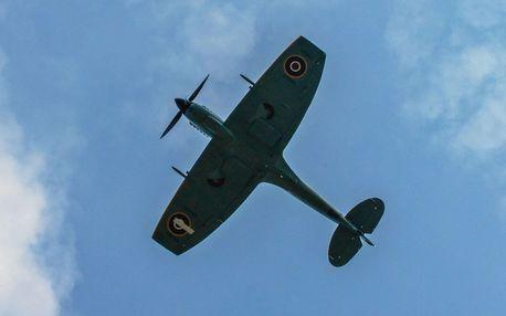 Supermarine Spitfire - Simulátor 30 minut