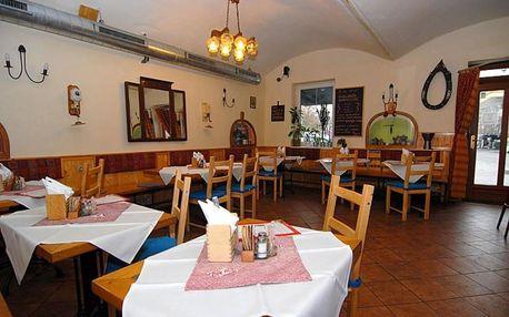 Skvělý pobyt v Praze pro 2 osoby nebo rodinu se stravováním