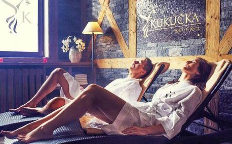 Vysoké Tatry: Aplend Hotel Kukučka **** přímo pod Lomnickým štítem s wellness a slevami + snídaně