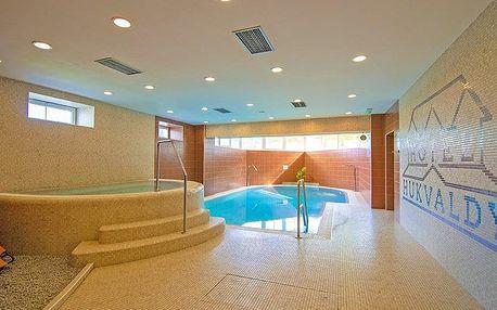 Beskydy v hotelu s bazénem a vířivkou neomezeně, vstupem do sauny a polopenzí