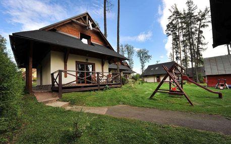 Chaty a domky Aplend se saunou ve Vysokých Tatrách