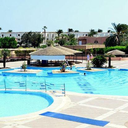 Egypt - Soma Bay letecky na 5-15 dnů, all inclusive