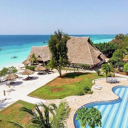 Tanzanie - Zanzibar letecky na 11 dnů, all inclusive