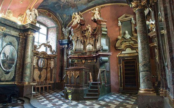 Zrcadlová kaple Klementina