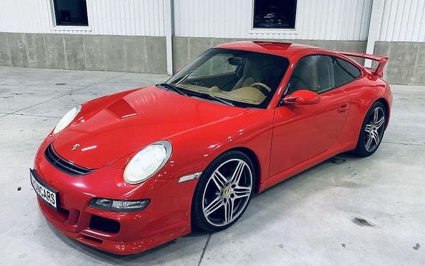 Jízda v Porsche 911 Carrera GT3 (997.1) v Brně5