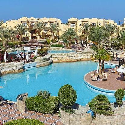 Egypt - Marsa Alam letecky na 4-15 dnů, polopenze