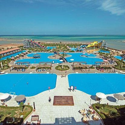 Egypt - Hurghada letecky na 5-15 dnů, all inclusive