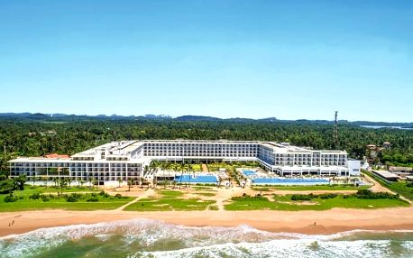 Srí Lanka - Ahungalla letecky na 12 dnů, all inclusive