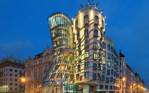 Noc v Tančícím domě s lahví šampaňského, Praha 2, 1 noc, 2 osoby, 2 dny4