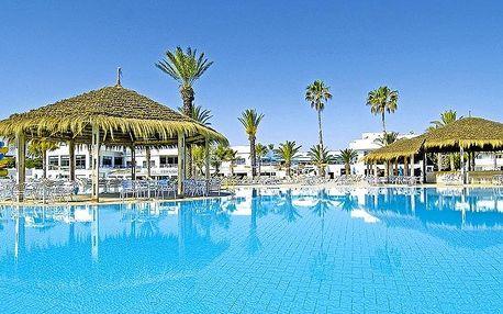 Tunisko - Sousse letecky na 4-15 dnů, all inclusive