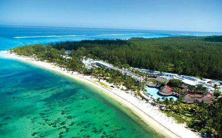 Mauricius - Jižní pobřeží letecky na 12 dnů, all inclusive