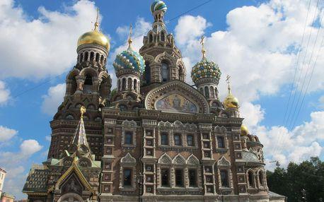 Okruh pobaltskými republikami s návštěvou Petrohradu a Finska, Severozápadní Rusko
