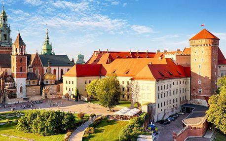 Dvoudenní zájezd do Krakova a solných dolů Vělička