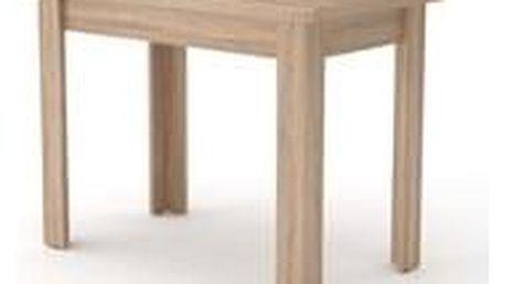Jídelní stůl KS-6 dub sonoma