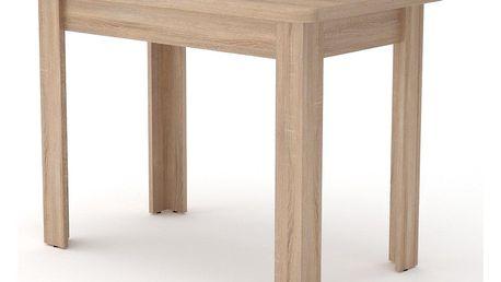 Jídelní stůl KS 6 dub sonoma