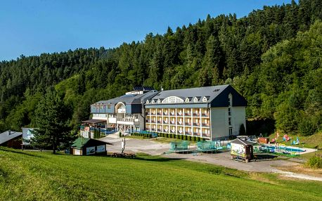 Wellness ve Spiši v Hotelu Plejsy Spa & Fun Resort ***