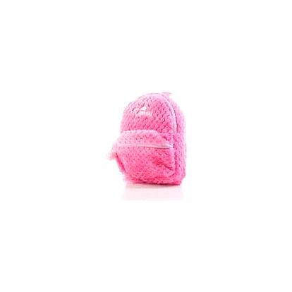 Hračka G21 Batoh dětský plyšový, růžový